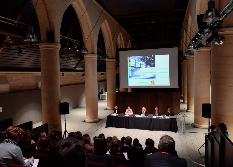 IMEC- Abbaye d'Ardenne – conference