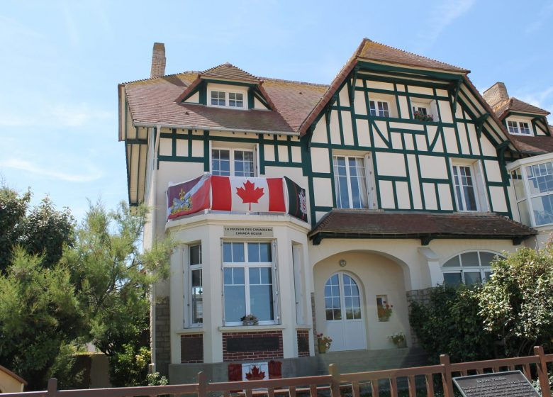 the Canadian house
