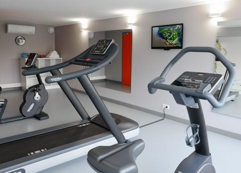Ibis Styles Caen – Salle de fitness