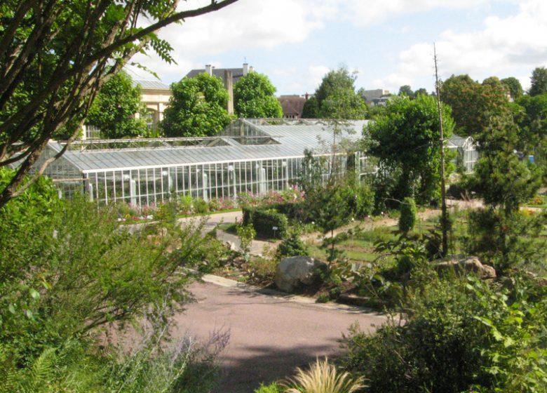 Jardin des plantes et jardin botanique de Caen