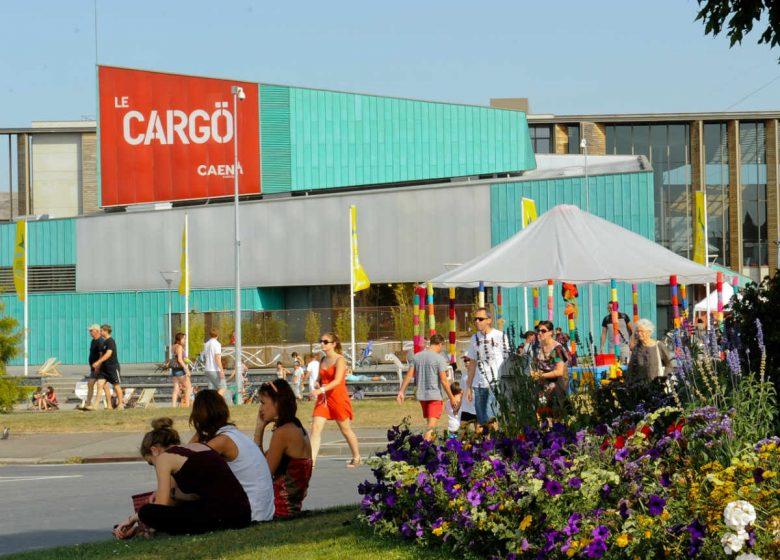 Le Cargo Caen