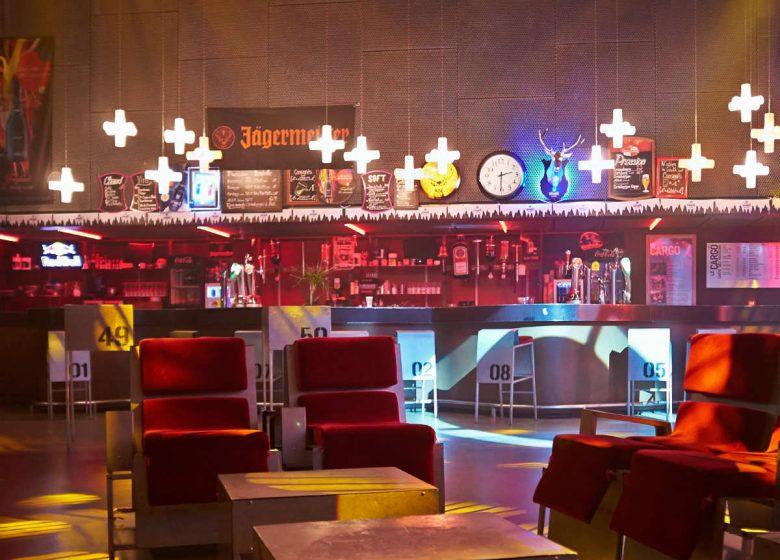 Le Cargo Caen bar