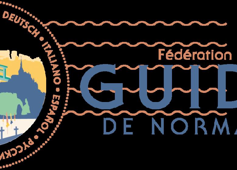 Logo Fédération des Guides de Normandie