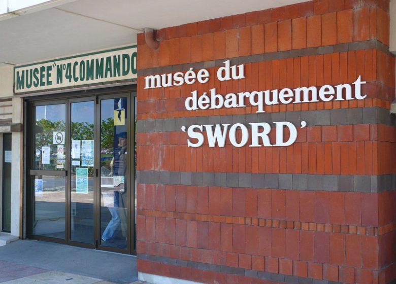 Musée n°4 commando à Ouistreham