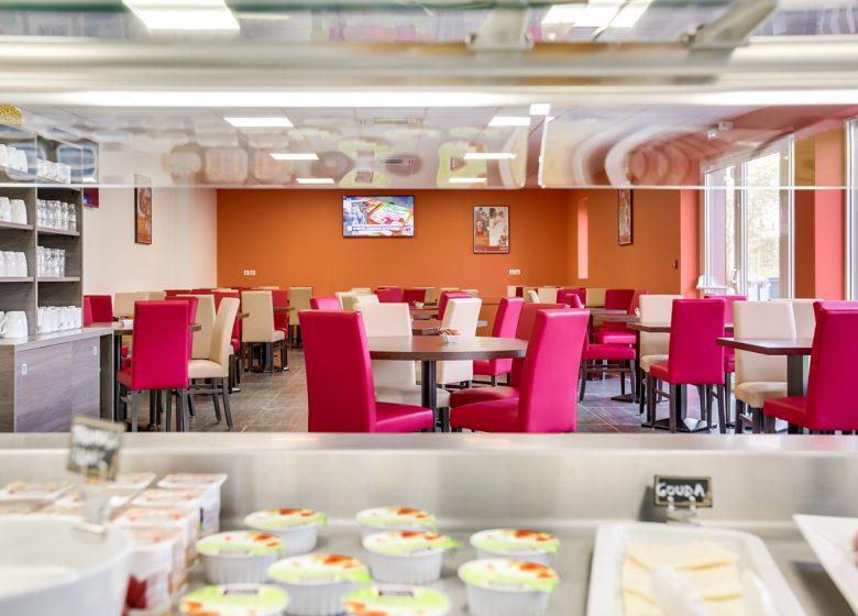 Hôtel Balladins Caen Mémorial – Petit déjeuner