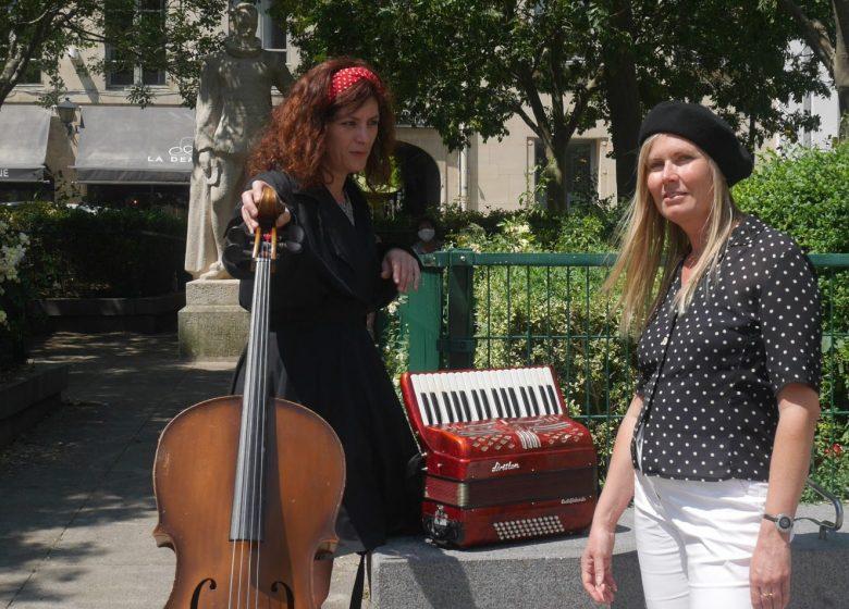 balades musicales de Caen