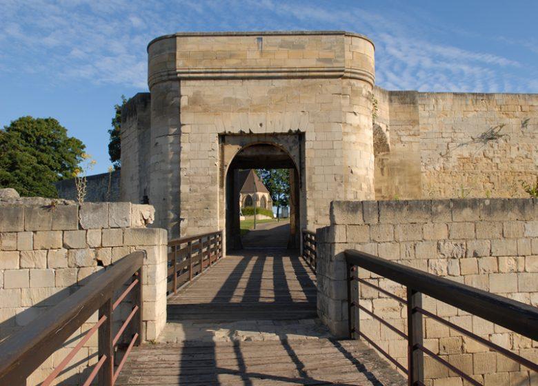 Porte du chateau de Caen