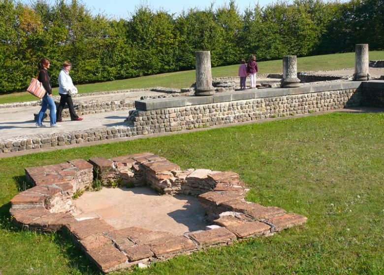 Musée et sites archéologiques de Vieux la Romaine