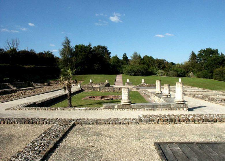 VIEUX_Musée et sites archéologiques de Vieux la Romaine