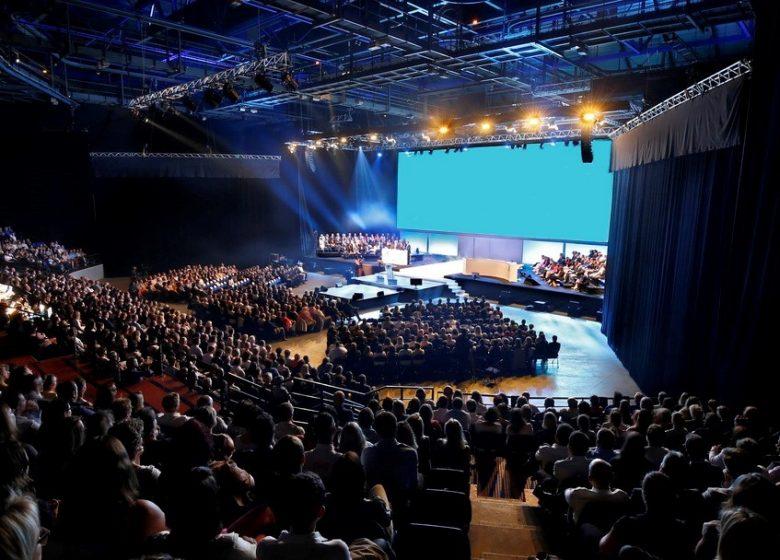 Zénith Caen – Convention – ©Zénith de Caen