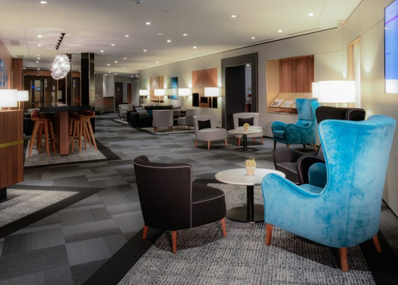 Hôtel Mercure Caen Centre – Réception