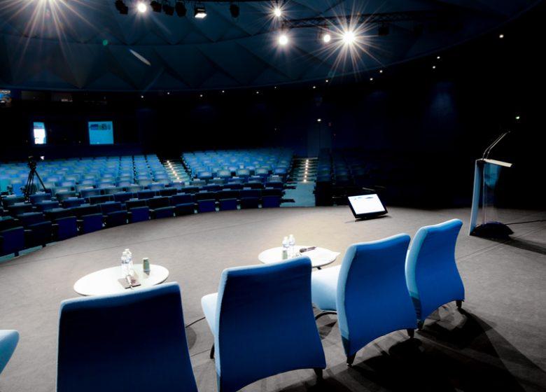 Centre de congrès de Caen – Auditorium Caliste