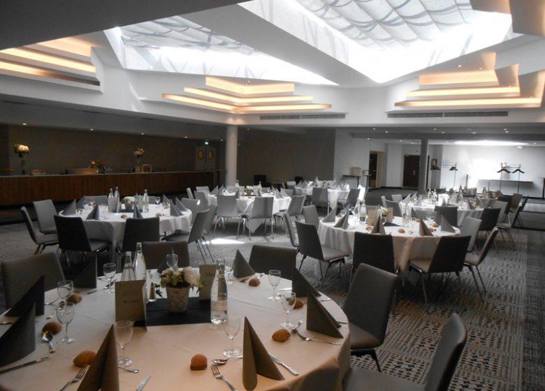 Hôtel Mercure Caen Centre – Restaurant