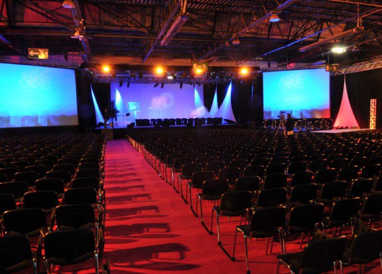 Parc des Expositions Caen – Congrès