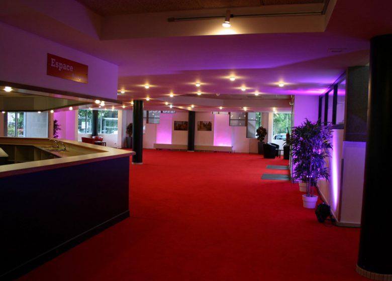 Centre de congrès de Caen – Espace réception