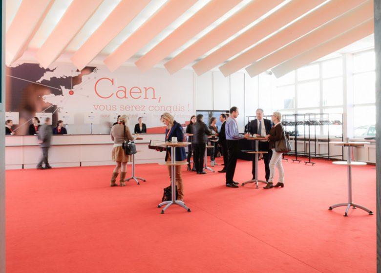Centre de congrès de Caen – Hall Caliste