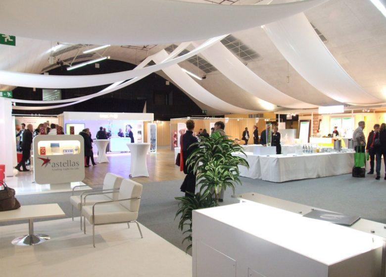 Centre de congrès de Caen – Hall Tansillo