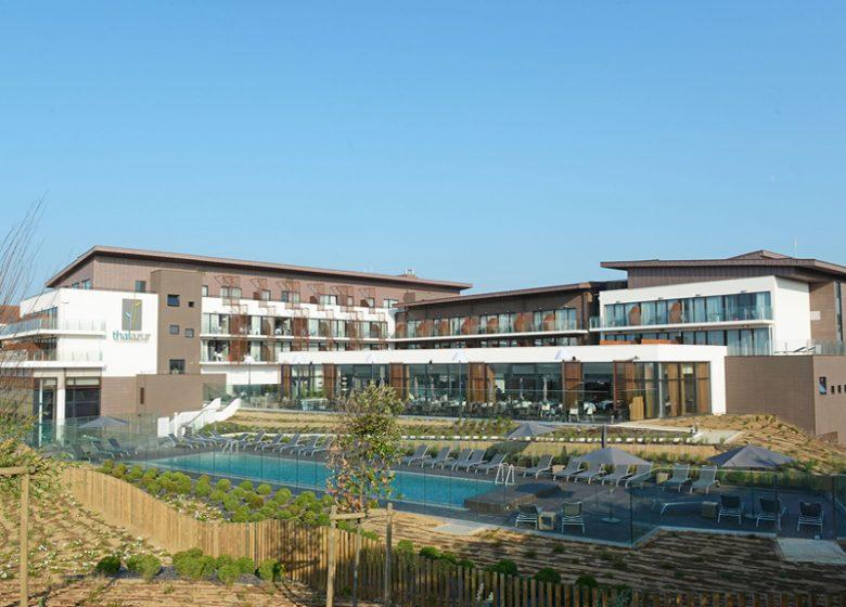 Les Bains de Cabourg – Hôtel vue mer