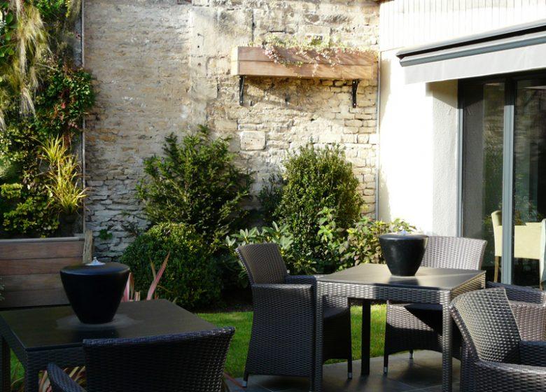 Restaurant étoilé le Pressoir à Caen