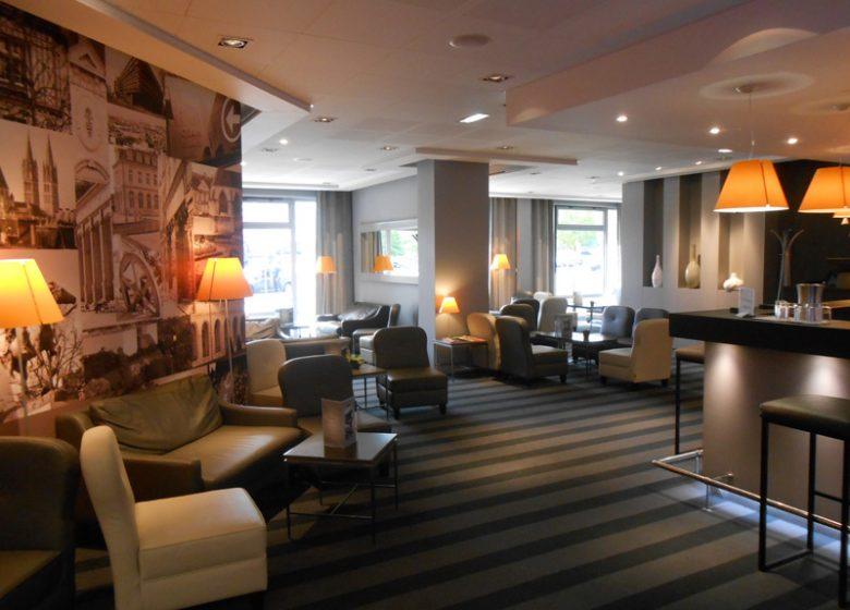 Hôtel Mercure Caen Centre – Lounge bar