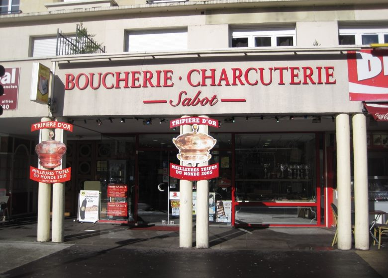 Boucherie Sabot Caen