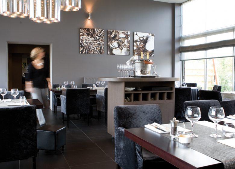 La Mare Ô Poissons – Salle du restaurant