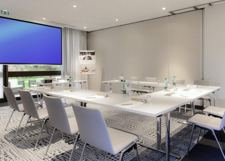 Hôtel Mercure Caen Centre – Salle de réunion