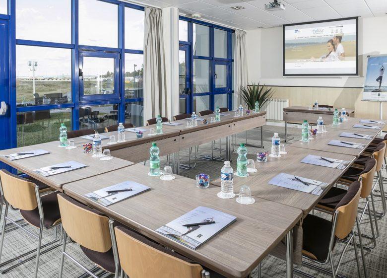 Hôtel Riva Bella Thalazur – salle de réunion
